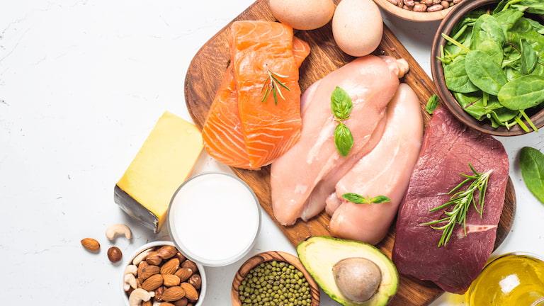 Sử dụng thực phẩm chứa nhiều chất đạm gây bệnh gout