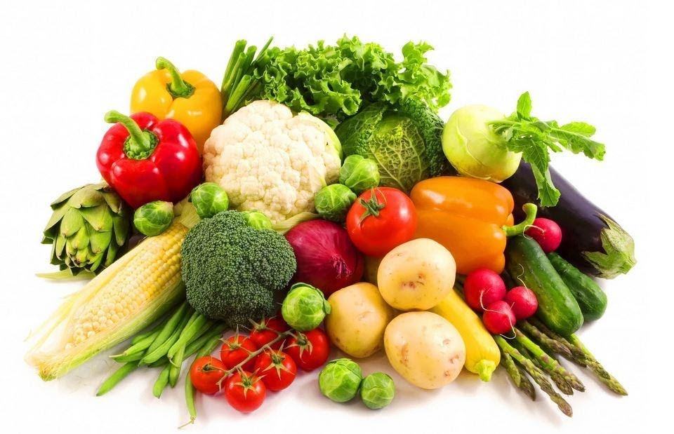 Trái cây, rau củ bổ sung nhiều dưỡng chất, an toàn với người bệnh gút