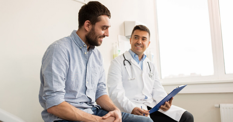 Thăm khám thường xuyên để có phác đồ điều trị hiệu quả
