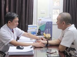 Xương khớp Đỗ Minh chữa khỏi bệnh cho Nghệ sĩ Xuân Hinh