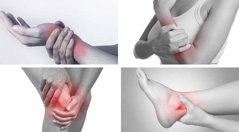 Viêm khớp là tình trạng nhiễm trùng, tổn thương, bào mòn ở lớp đệm của sụn khớp