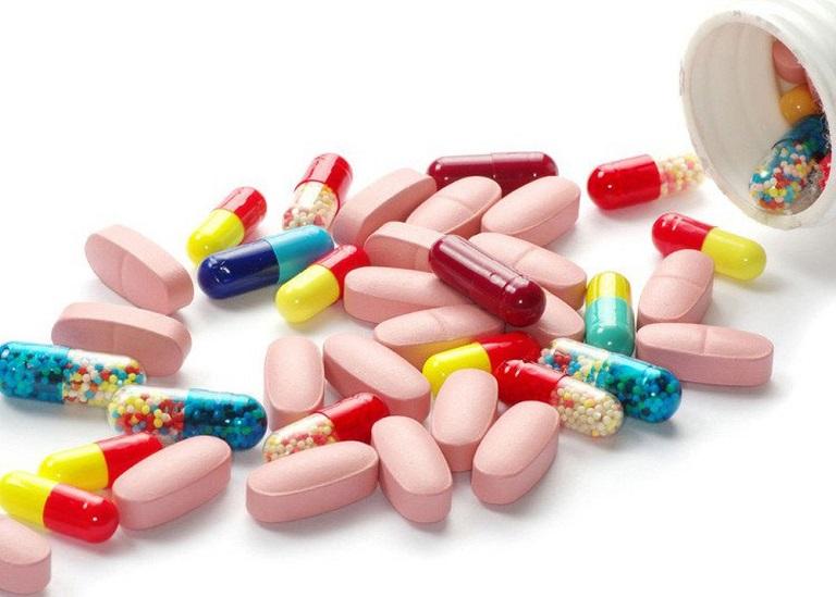 Điều trị thoái hóa khớp bằng thuốc Tây y